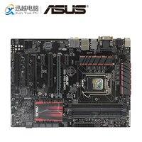 Asus B85 PRO dla graczy GAMER pulpitu płyta główna B85 LGA 1150 dla Core i3 i5 i7 DDR3 32G SATA3 USB3.0 HDMI VGA ATX oryginalne używane płyty głównej płyta główna w Płyty główne od Komputer i biuro na