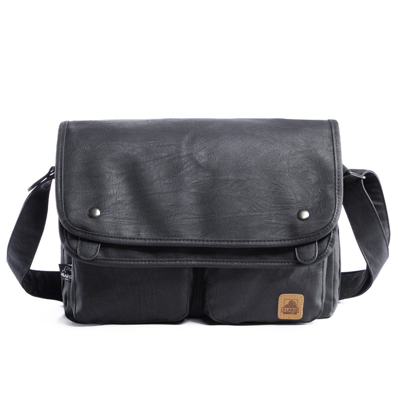 Vintage Men Messenger Bags High Quality Soft Pu Leather Laptop Business Briefcase Large Capacity Travel Bag Casual Shoulder Bag high quality pu leather bag business casual men messenger bags vintage crossbody travel shoulder bag fashion school book bag