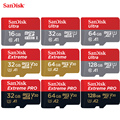 Sandisk 100% Original Memory Card 64GB 32GB Max Read Speed 90M/s 16GB micro sd card Class10 UHS-1 flash card Memory Microsd