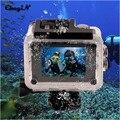 Câmera ação Ultra HD 4 K WiFi 1080 P 2.0 LCD 170D Esporte Underwater Camera go pro À Prova D' Água 30 M Câmera ação DVR85H-3131