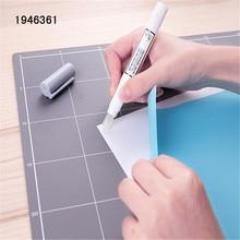 Высокое качество 7109 ACR Материал Ручка Форма клей-карандаш набор с запасным клеем Школа Офис сильный супер-клей сделай сам ручная работа