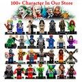 2017 Único Mais Novo & Clássico Marvel X-MAN Vingadores Liga Da Justiça DC Super Heroes Models & Toy Building Blocks