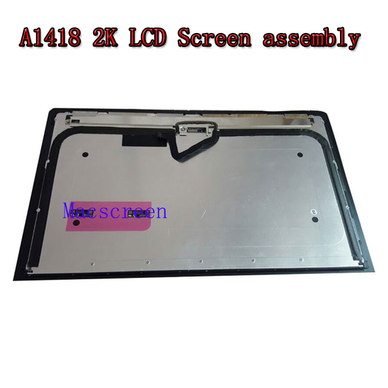 Original LCD Screen For iMac 21 5 A1418 2K Assembly 2012 2013 year LM215WF3 SDD1 D2