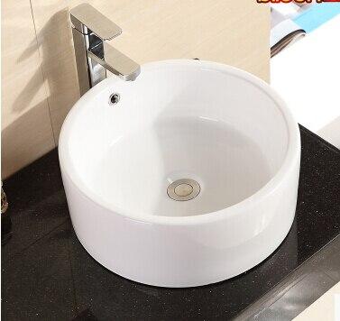 US $275.55 |Küche aufsatzbecken runde waschbecken Kunst waschbecken  badezimmer waschbecken in Küche aufsatzbecken runde waschbecken Kunst  waschbecken ...
