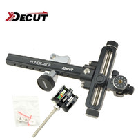1pc DECUT Archery HONOR ACP Compound Bow Sight Aluminum Alloy Compound Bow Hunting Shooting Accessories