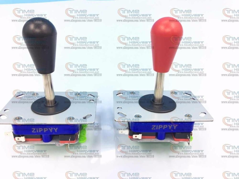 a48fa96d5e Envío Gratis oval bola Top Zippy joystick de eje largo con  microinterruptores balltop 2 manera 4 manera 8 vías restrictor para máquina  Arcade