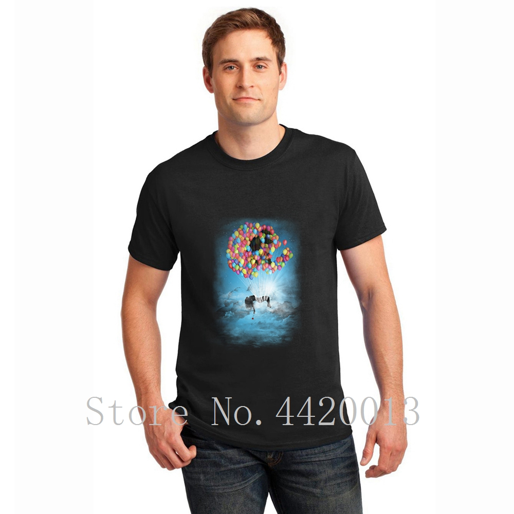 Customize 100% cotton Crew Neck smooth journeyby yurilobo design by human gents summer Pictures hip hop t shirt for men