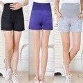 Брюки для беременных из чистого хлопка; короткие брюки для беременных женщин; повседневные брюки для беременных женщин; разные цвета; больш...