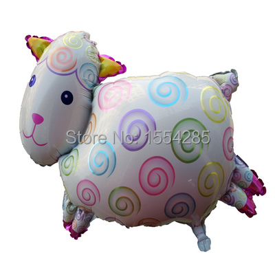 1000  images about sheep on Pinterest | Balloons, Round balloons ...