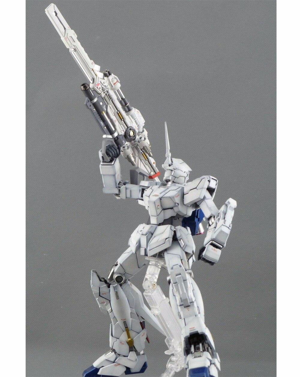 BTF Caledbwlch Honoo HJ Build Weapon for Bandai MG 1 100 MBF P02 Gundam Astray Red