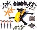 Robocat 270 270mm quadcopter frame F3 Acro Flight Control 2204 2300KV Motor Emax 12A Blheli Esc 5045 propeller
