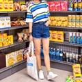 Short Jeans Women New Cotton Casual Slim Patchwork Tassel High Waist Short Denim Shorts Feminine