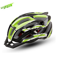 BATFOX High Quality Bicycle Helmet Integrally Molded Breathable Ultralight Cycling Helmet Equipment Mtb Mountain Bike Helmet