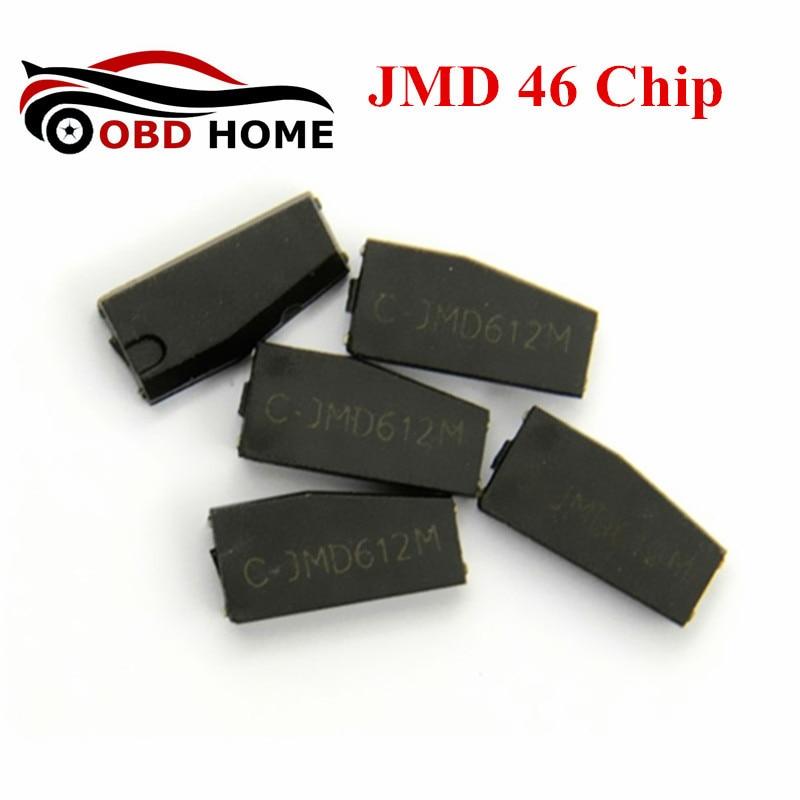 Prix pour 5 PCS/LOT Nouvelle Version JMD 46 Puce Pour JMD Auto Key Programmeur ID46 Puce Pour CBAY Handy Bébé Clé De Voiture Copie JMD46 Puce