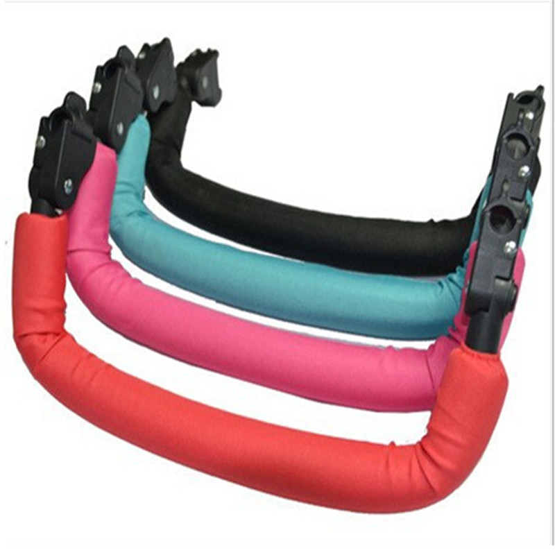 New Baby Carriers Accessories Baby Stroller Armrest Bumper Bar suit for Baby Carriages Car Wide 32