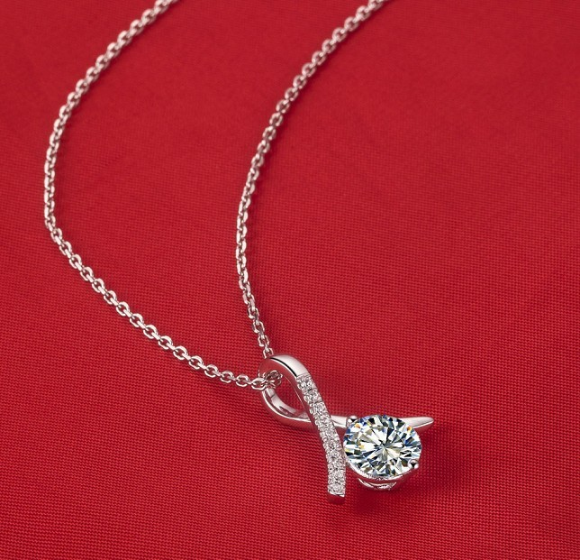 leah julie pendant encrusted prd necklace products diamond silver pdh ct progressive shaped sterling in heart main