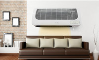 Heater's household wall heater usage of waterproof bathroom electric heaters