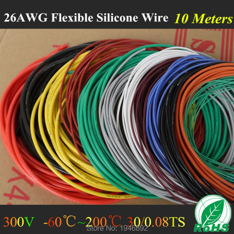 Charming 32 Awg Stranded Wire Contemporary - Electrical and Wiring ...
