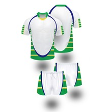 Kawasaki Custom Short Sleeve Custom Attractive Rugby Football Jersey Sports t-shirt Rugby Uniform