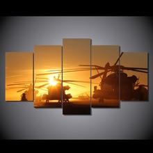 HD Gedruckt marine hubschrauber Malerei Leinwanddruck raumdekor poster drucken bild leinwand Freies verschiffen/ny-6290