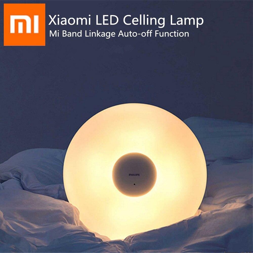 Xiaomi originais Luzes de Teto de LED da Philips Lâmpada Do Teto Resistência Ao Pó App APP Remoto Sem Fio Escurecimento AC 100-240 V controle