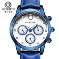Ochstin 2016 Relógio Das Mulheres Marca de Moda Esporte Assistir Mulheres Relógio de Cristal de Quartzo Relógio de Pulso Mulheres Dress Watch Casual Reloj Mujer