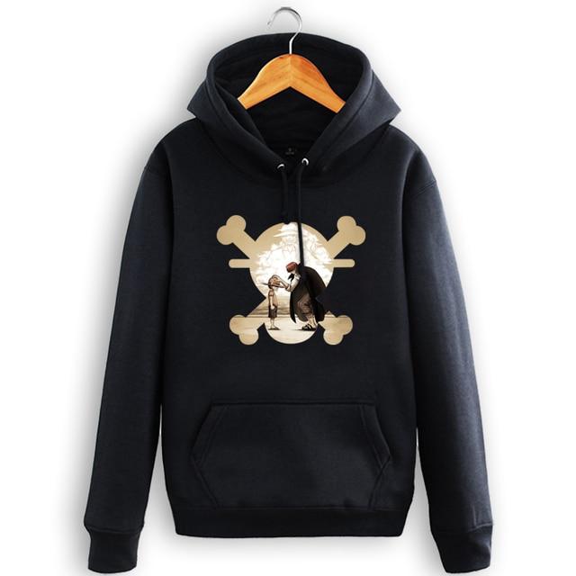 One Piece Shankusu Pullover Jacket Hoodie