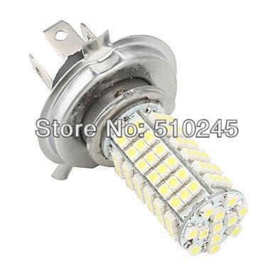 10x car led fog lamp 9003 HB2 H4 102 led smd 3528 102smd led light bulb lamp WHITE Free shipping