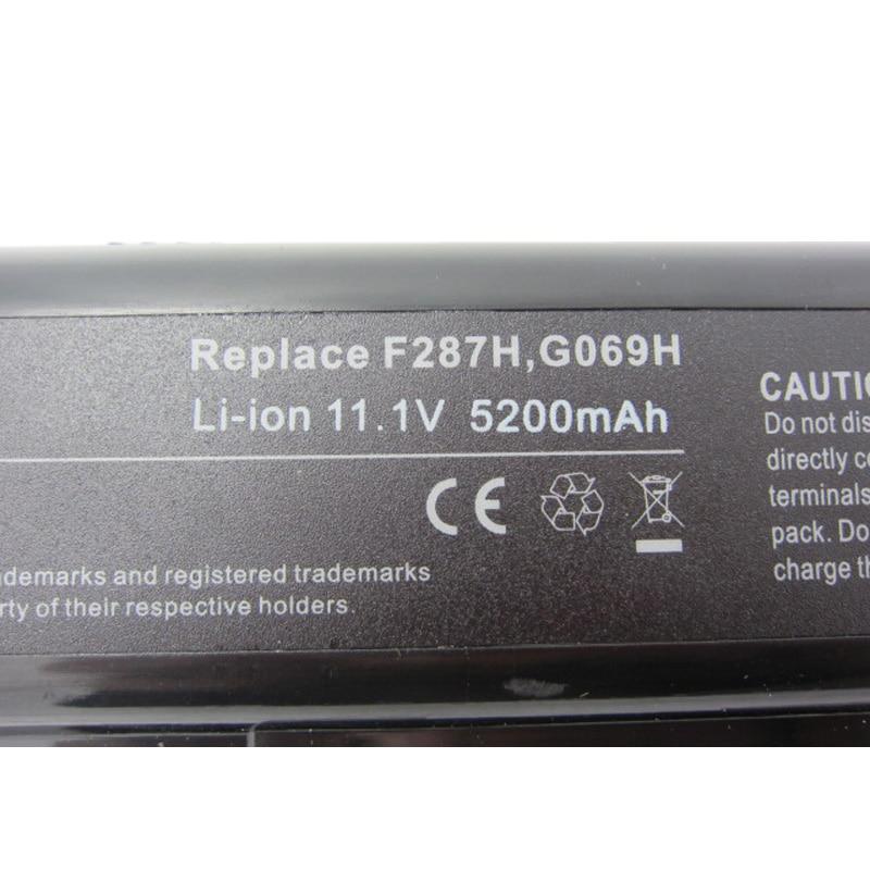HSW laptop batteri för Dell Vostro 1014 1015 1088 A840 A860 för - Laptop-tillbehör - Foto 5