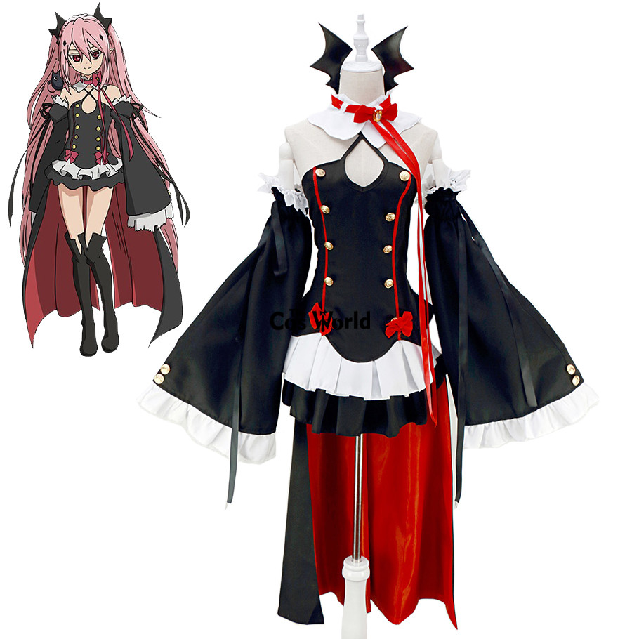 Aliexpress.com : Buy Owari no Seraph Of The End Krul Tepes ...