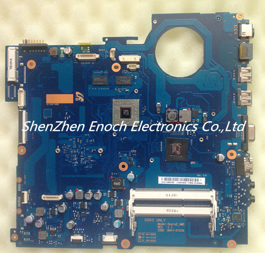 For Sumsung RV515 Laptop font b Motherboard b font NON Integrated ENE350 BA92 07850A BA41 01532