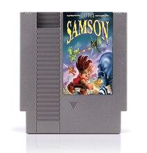 Маленький Самсон Высокое качество 8 бит карточная игра для 72 булавки Game Player