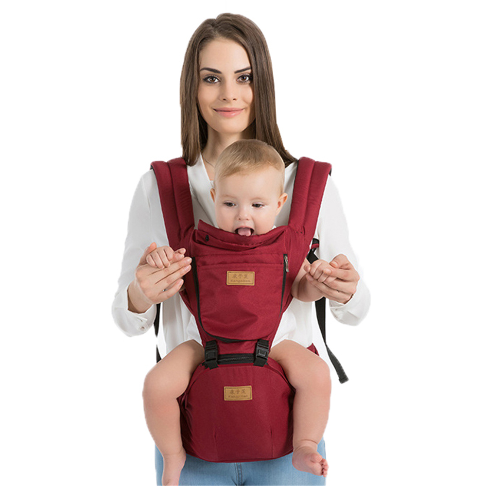 Newest Multifunction Baby Carrier Ergonomic Carrier Backpack Hipseat for newborn and prevent o-type legs sling baby Kangaroos free shipping luxury baby carrier hip seat for newborn and prevent o type legs sling baby kangaroos