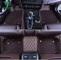 Top Quality 3D tapete do carro para HYUNDAI ACCENT mat pé almofada do pé do carro com Thermosol bobina Pad 4 cores para a esquerda motorista mão
