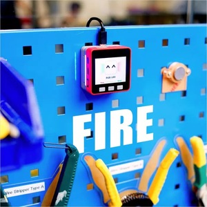 Image 5 - M5Stackใหม่PSRAM 2.0! FIRE IoT Kit Dual Core ESP32 16M FLash + 4M PSRAM Development Board MIC/BLE SH200Q + BMM150ของMicropython