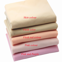 2017 Hot Selling Dolls Fabric 5 Design Color In Stock For DIY Patchwork Doll Skin Arm