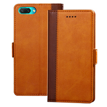 For Huawei Honor 10 Case 5.84inch Wallet Leather Back Cover Phone Flip