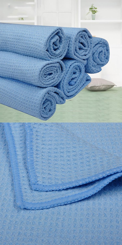 1pc SEEYULE Car Wash Towel Microfiber Durable Use Strong Water ...