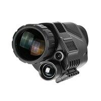 Инфракрасное устройство ночного видения Монокуляр охотничий телескоп Военный прицел цифровой мощный прицел ночного видения Монокуляр Охо