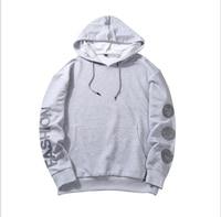 2018 Fashion New Hoodies Brand Men Stitching Connect Gloves Sweatshirt Male Men S Sportswear Hoody Hip
