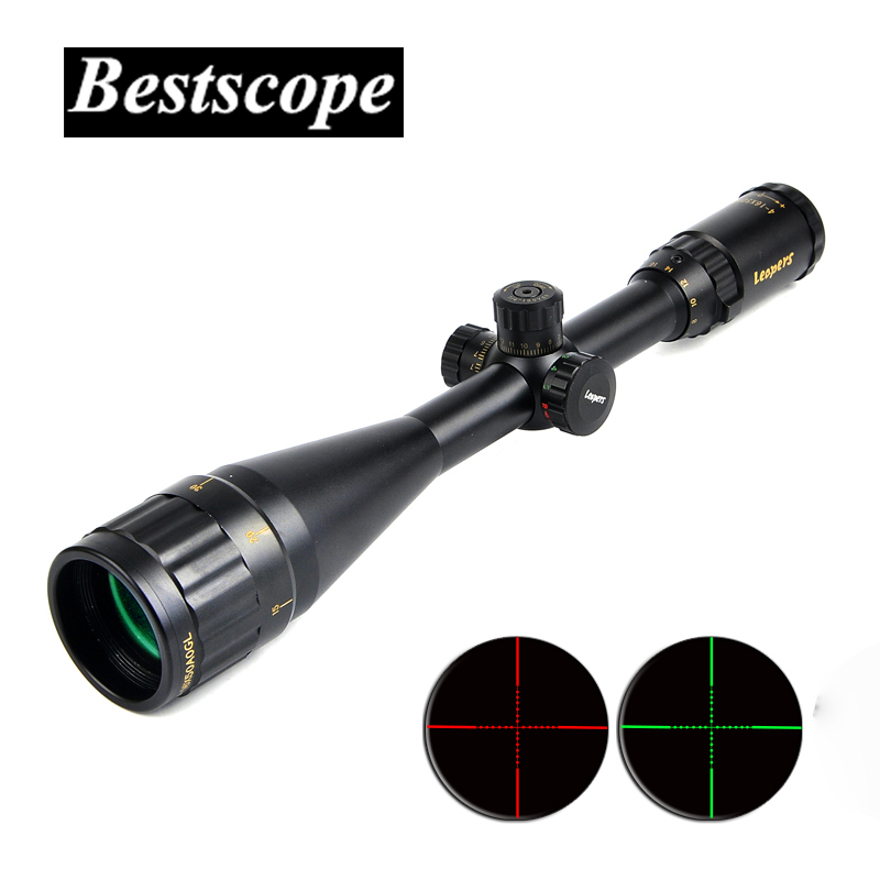 Leapers 4-16X50 Optical Sight Hunting Scopes Tactical Riflescope Gun Scope Riflescopes Lunette Carabine Chasse chasse outdoor hunting optical sight riflescopes tactical digital binoculars night vision for russia shooting