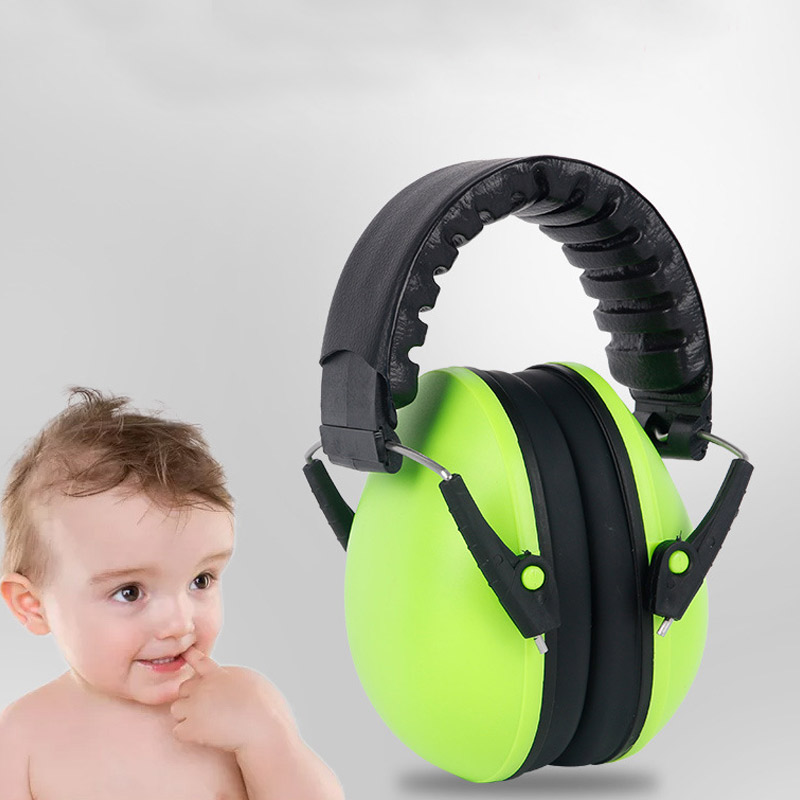 Baby Earmuffs Kids Noise Reduction Headphones Ear Protectors Children Hearing Protection Soundproof Anti-noise Ear muff NRR:25DB 3m 1426 earmuffs noise soundproof ear protectors reduction noise economic type comfortable ear muff for travel sleep study work