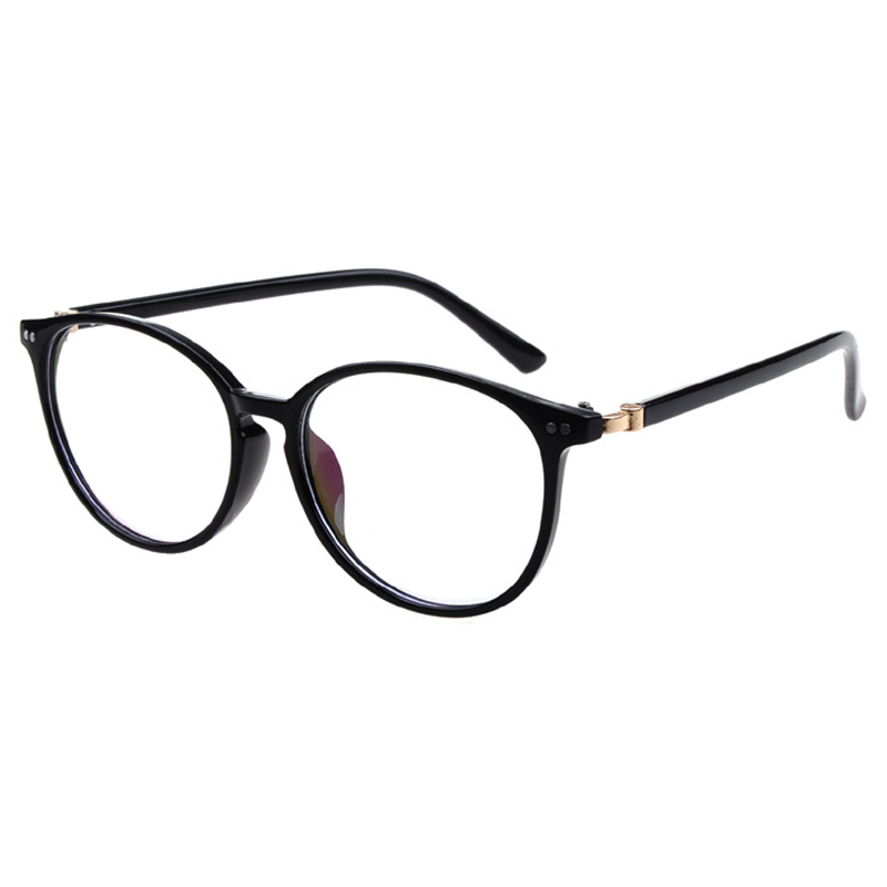 af4359a28e 2015 latest Women Retro Round Eyeglasses Frames Men Glasses Optical Frame  monturas de gafas vintage C098-in Eyewear Frames from Apparel Accessories  on ...