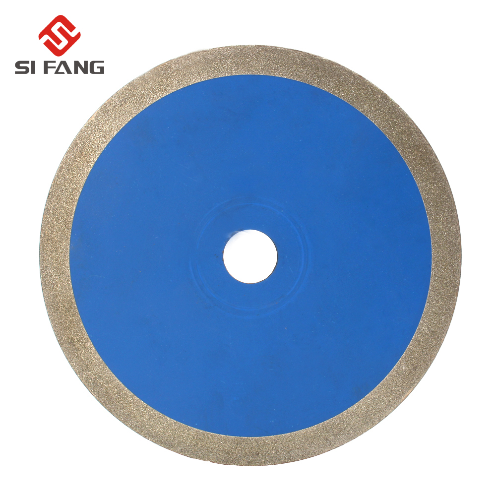 400*32MM Grit 60 Diamond Saw Blade Cut Glass jade Pvc Pipe Grinding Cutter Bore 32mm Cutting Tool цены
