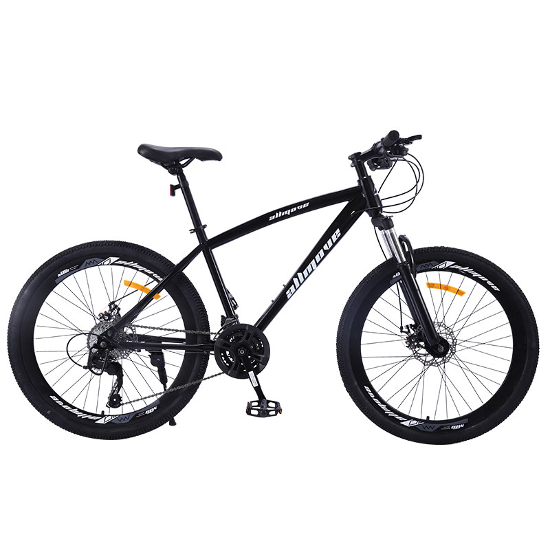 Mountain Bike 26 Inch 21/24/27/30 Speed Shock Absorption Double Disc Brakes Ultra Light Teen Male And Female Students Adult