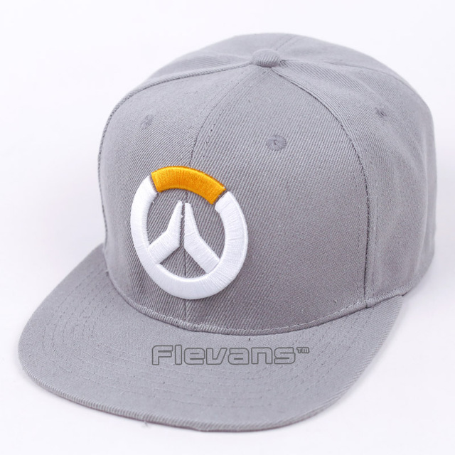 b4316e7cd30 Hot Game 2017 New Fashion Snapback Caps Men  Women Adjustable Flat Sun Hat  Hip Hop