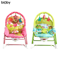 Baby Infant Rocker Bouncer Chair Music Vibration Swing Toys Sleeper Cradle Seat Care Bed Portable Balance Baby Newborns Chair
