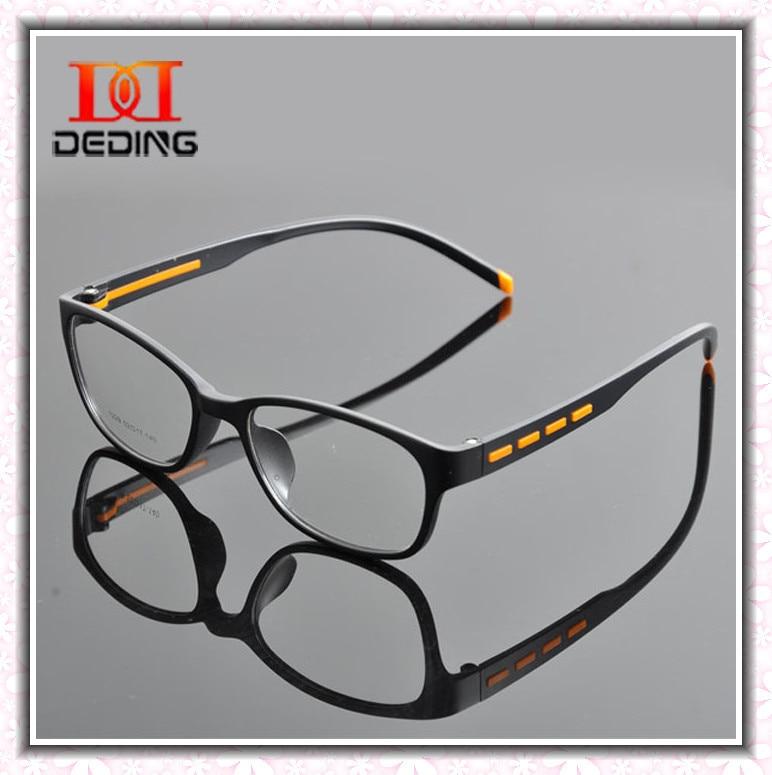 8eb2488c6a Tr90 ojo ordenador Gafas Marcos s hombre miopía óptica Gafas mujer  espectáculo Marcos armacao de oculos de Grau dd0810