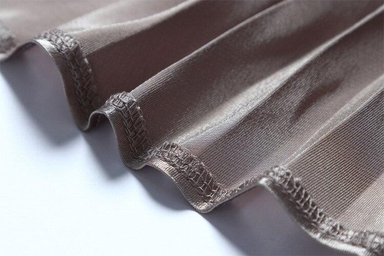 solide jupe élastique longues 25