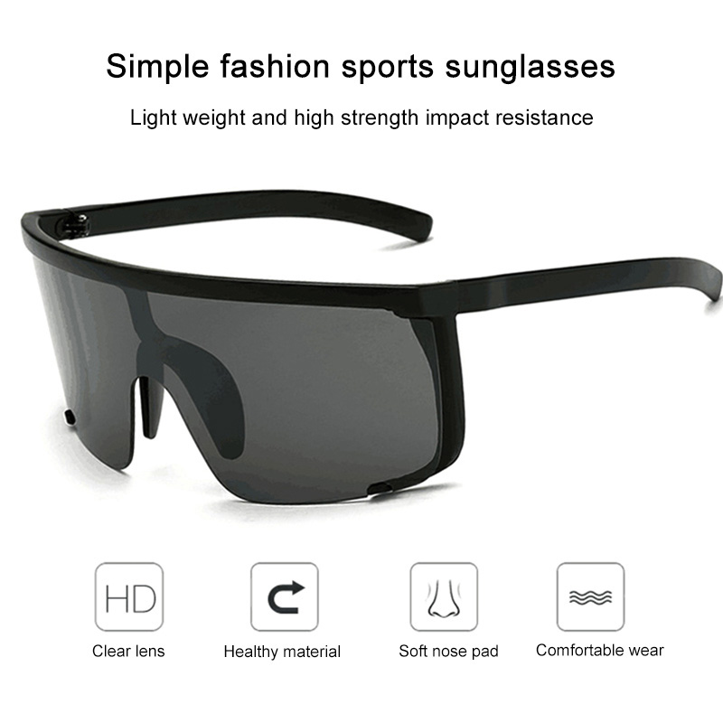Cycling Sunglasses Bike Sport Goggles UV 400 Lightweight Comfortable to Wear